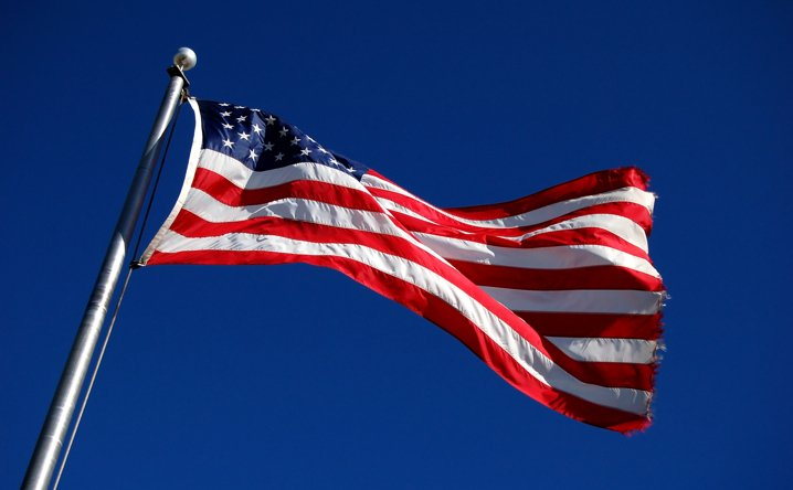 American Flag, 444x718