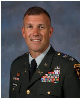 Col. John Thomson USA, IWP Fellow 2008-2009