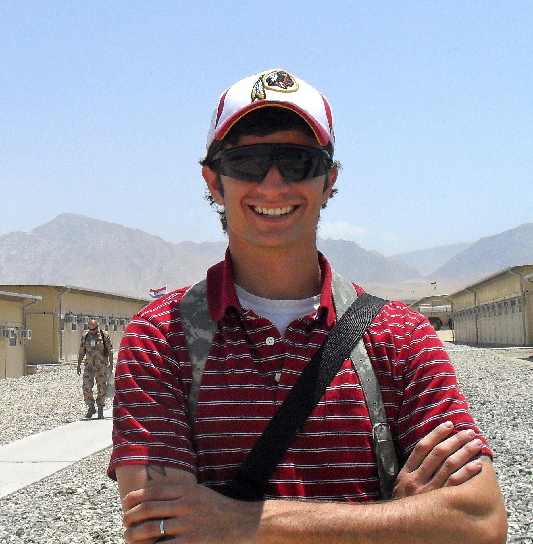 IWP Student Matt Flynn