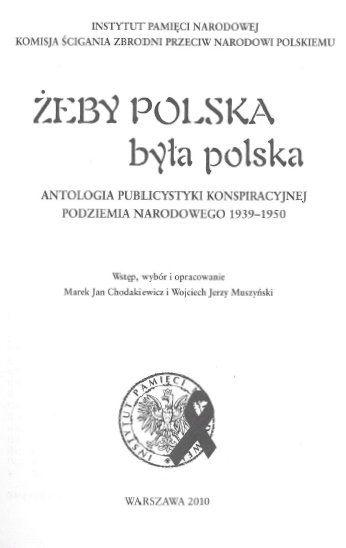Zeby Polska title