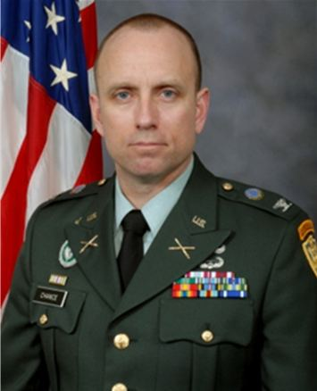 Colonel Kenneth A. Chance