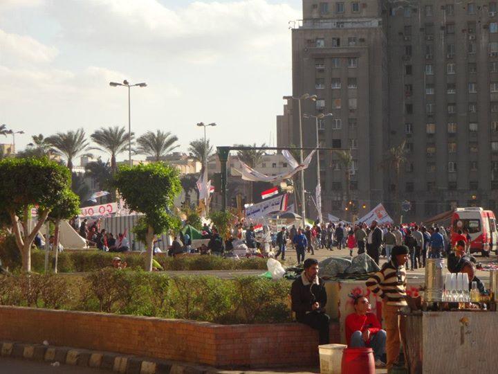 Tahrir Square, July 2013, photo by Joe Pauloski (2)