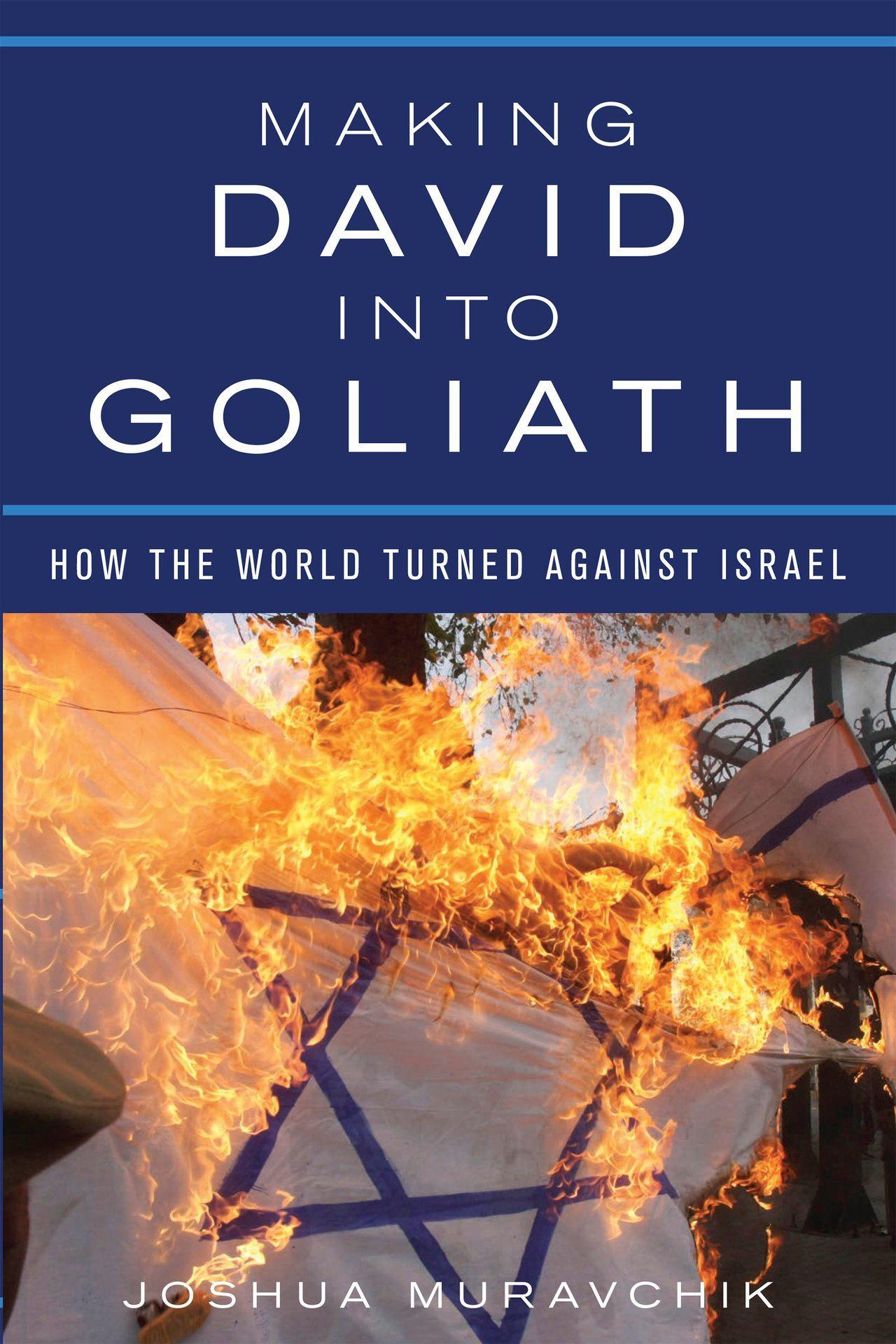 David into Goliath, Muravchik