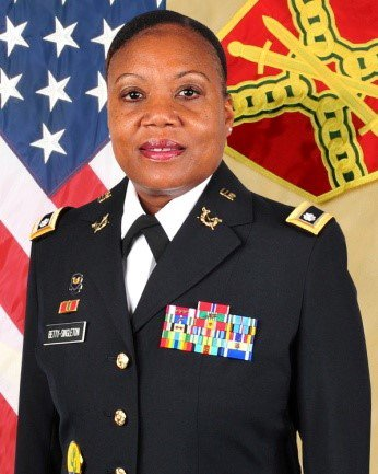LTC Charmaine E. Betty-Singleton (USAR)