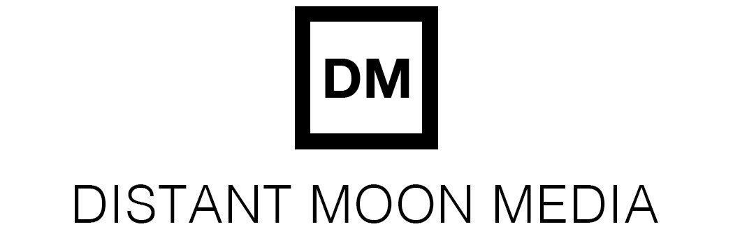 Distant Moon Media Logo