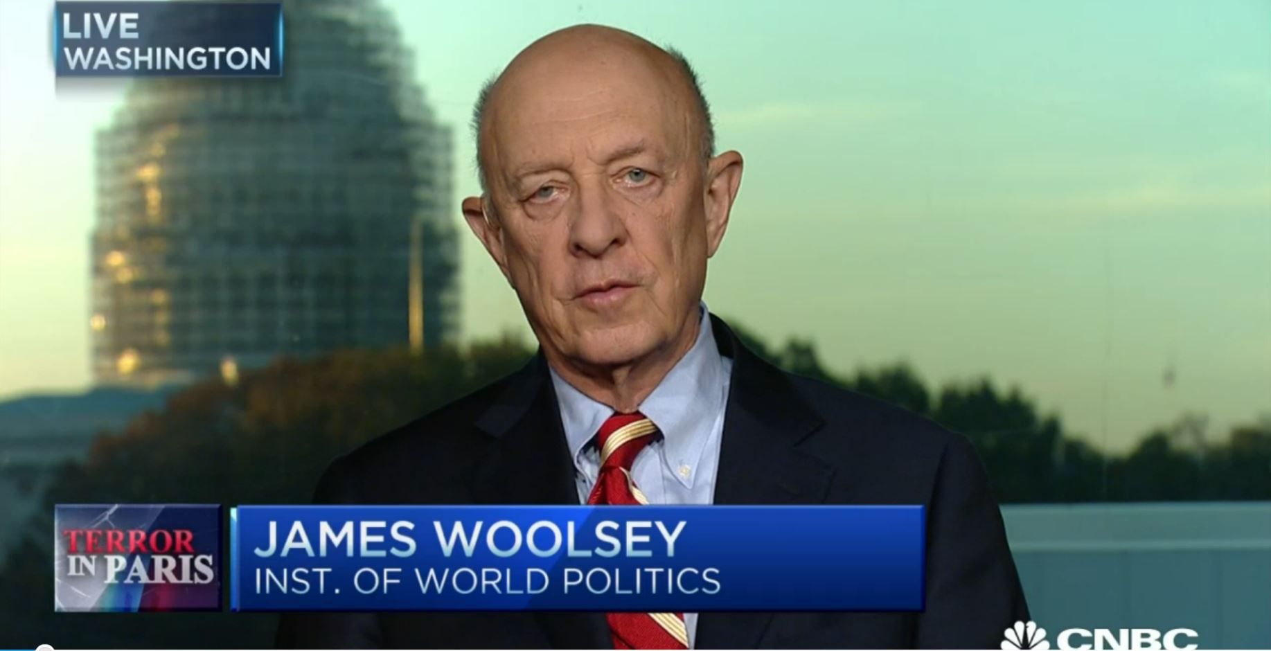 Woolsey CNBC