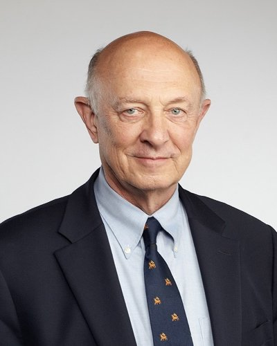 R. James Woolsey 400x500
