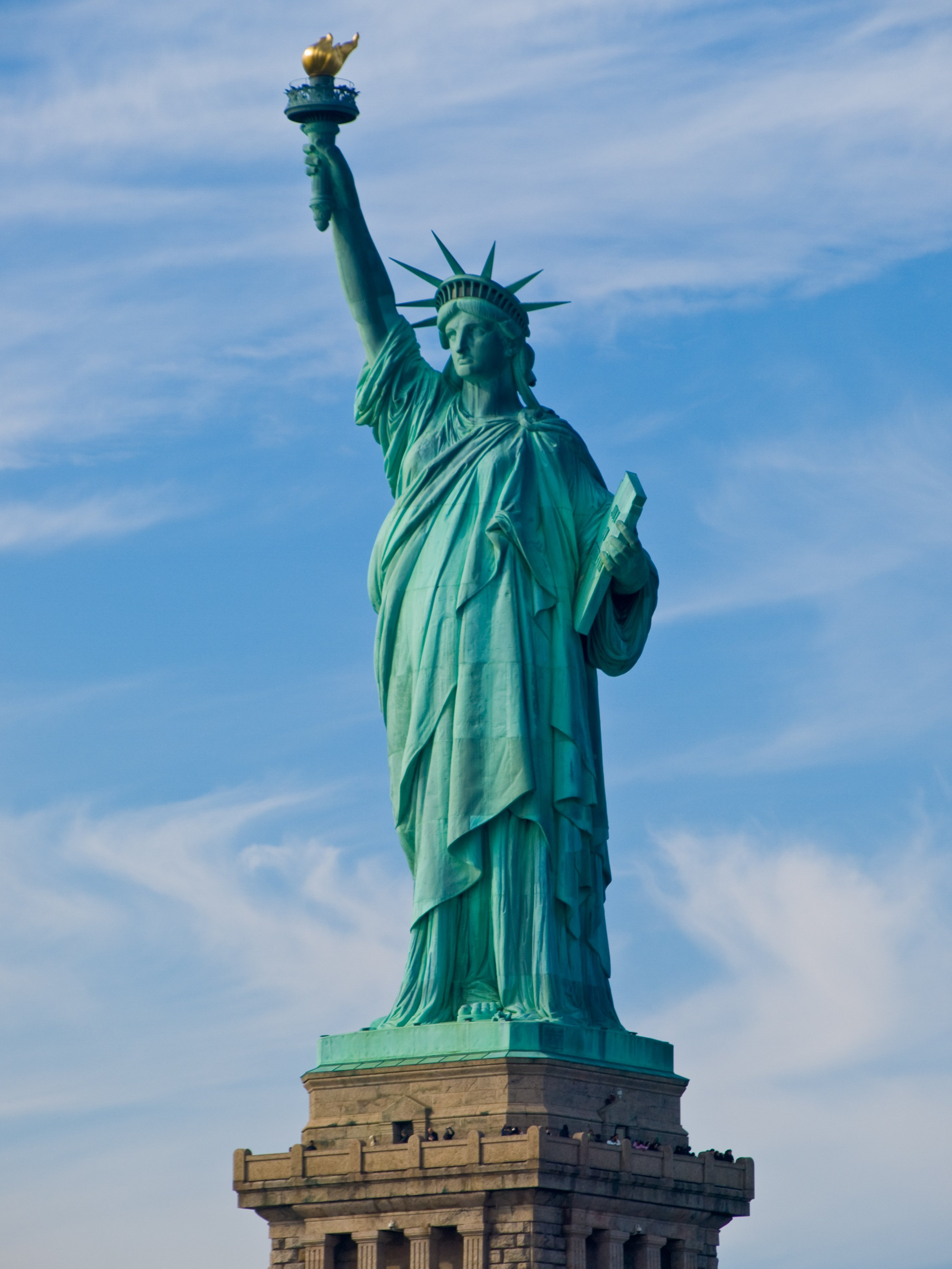 To Carry A Torch For Lady Liberty The Institute Of World Politics
