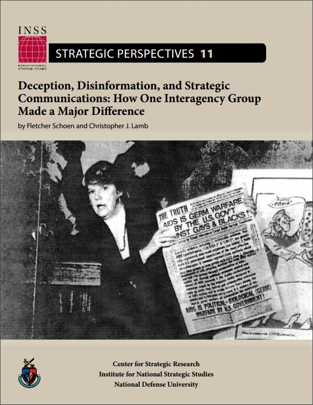 INSS Strategic Perspectives 11