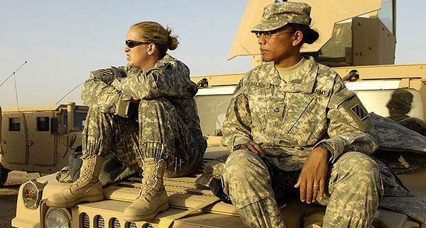 Women in Combat 380x204