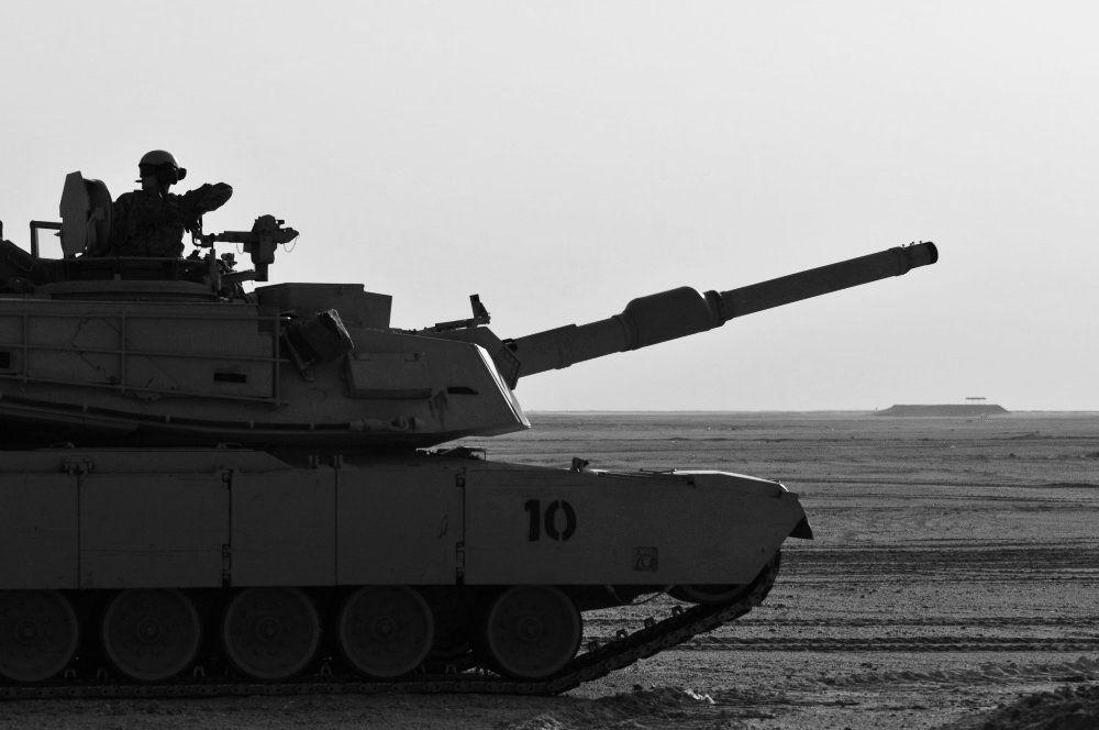 Battle Tank, Kuwait