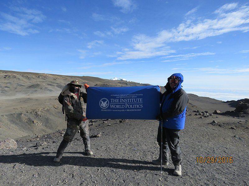 Paris Michaels, Mt. Kilimanjaro