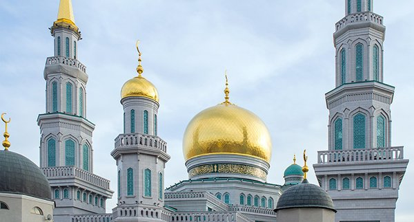 Mosque in Russia 380x204