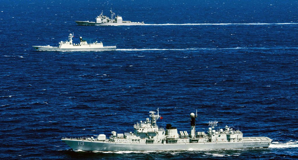 Chinese seapower