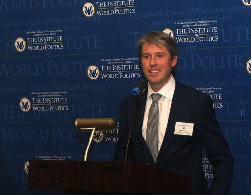 Rob Strayer, IWP Cyber Embassy Night 2018
