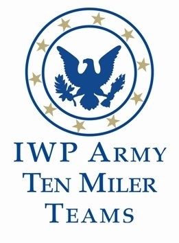 IWP Army Ten Miler Teams Logo