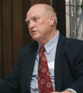 Dr. Timothy Brown speaks at IWP, March 2011