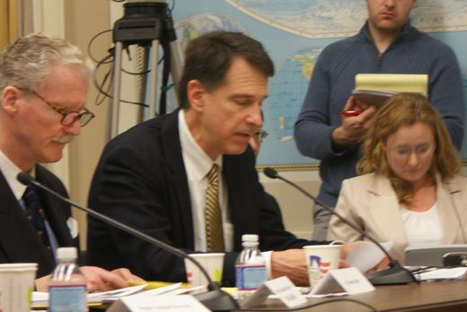 John Lenczowski testifies at Congress, April 6, 2011