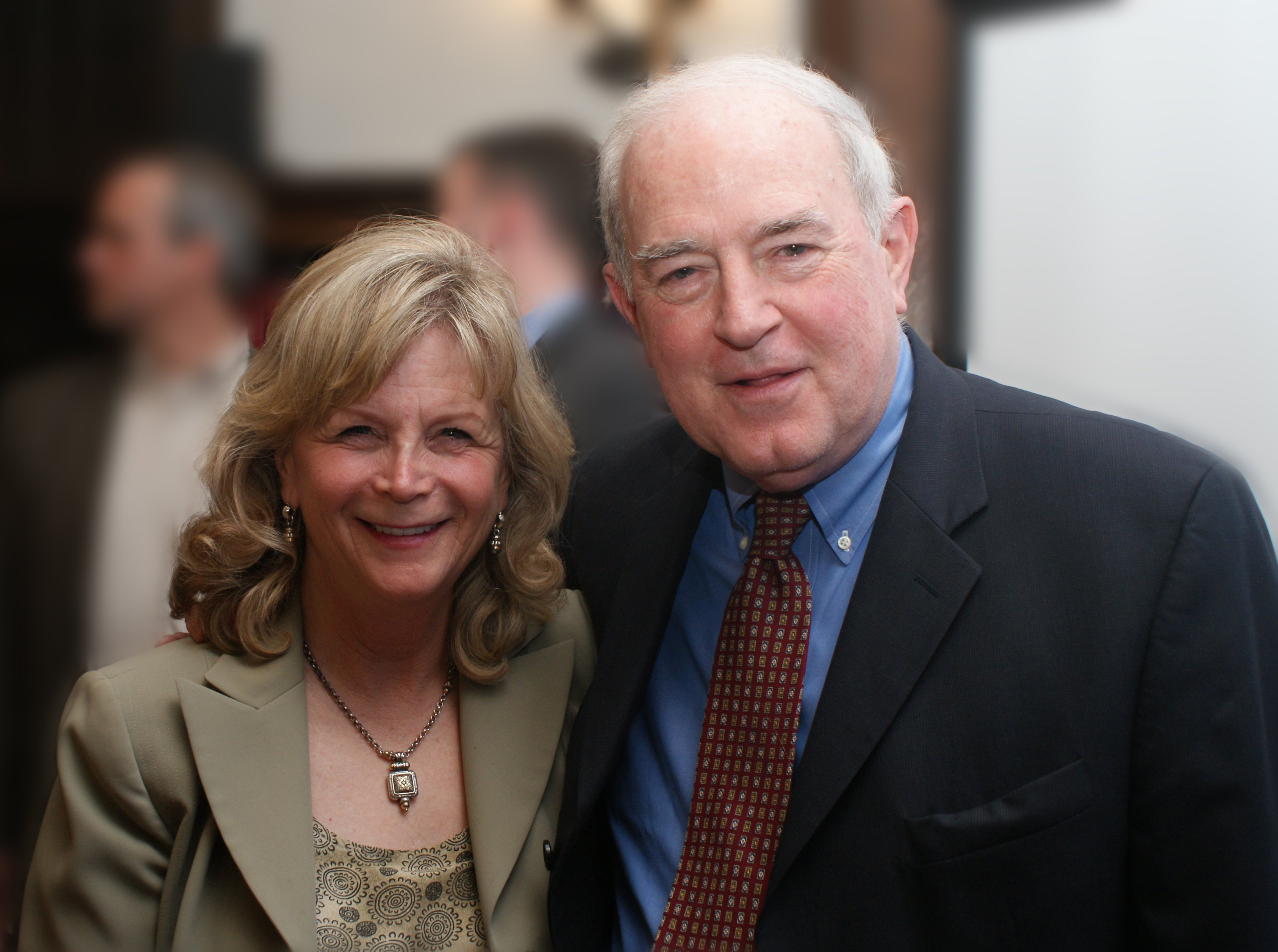 Brian and Patricia Kelley