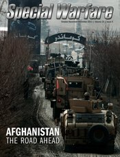 Special Warfare Magazine 2011