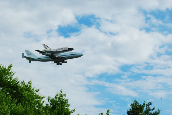 Space Shuttle Discovery, Photo by David Roush, Terra Nova Imaging (2)