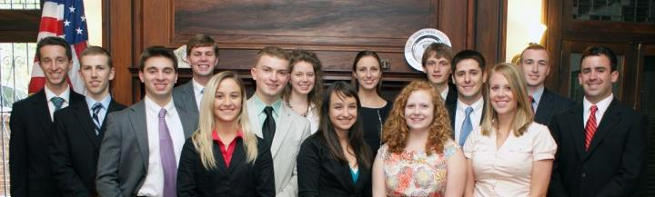 IWP summer interns 2012