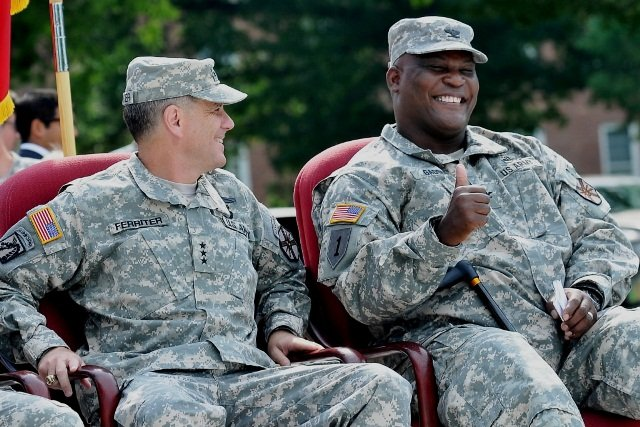 Gadson Ft. Belvoir June 2012