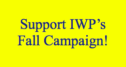 Support IWP's Fall Campaign!