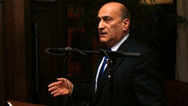 Dr. Walid Phares 113012