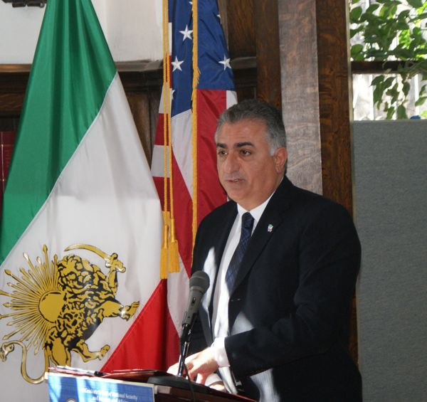 Prince Reza Pahlavi, Democratic Transition in Iran Conference March 2013