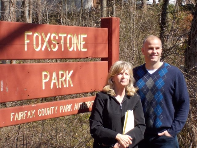 Students and alumni tour park involved in Hanssen spy case ...