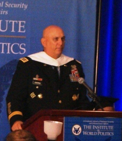 General Raymond T. Odierno, Commencement 2013