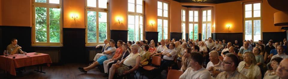 Dr. Marek Chodakiewicz conducts European lecture circuit 2013 2