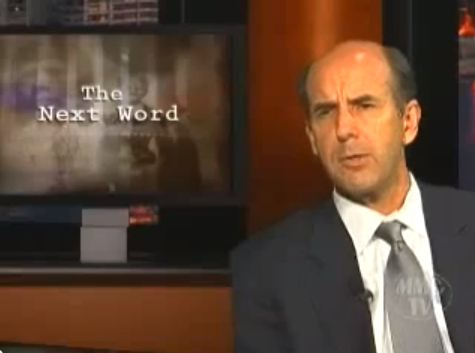 Chris Harmon on Next Word July 2013