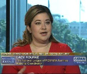 Lacy Rourke, C-SPAN July 2013