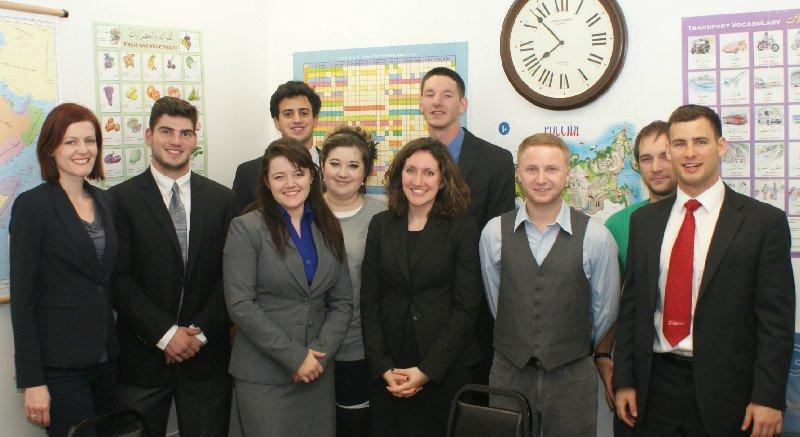Student Ambassadors Fall 2013 (1)