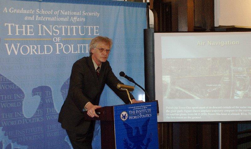 Dr. Kazimierz Nowaczyk, April 2014