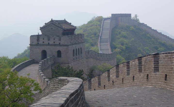Great Wall of China 444x718