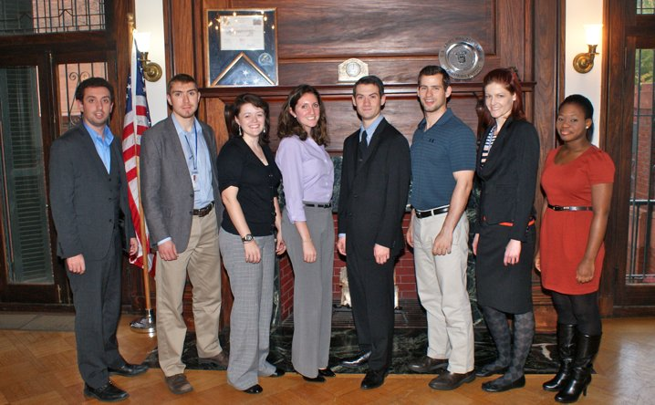 Student Ambassadors Fall 2014 444x718