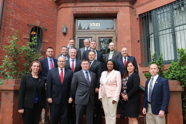 USAWC Group at IWP, May 2019