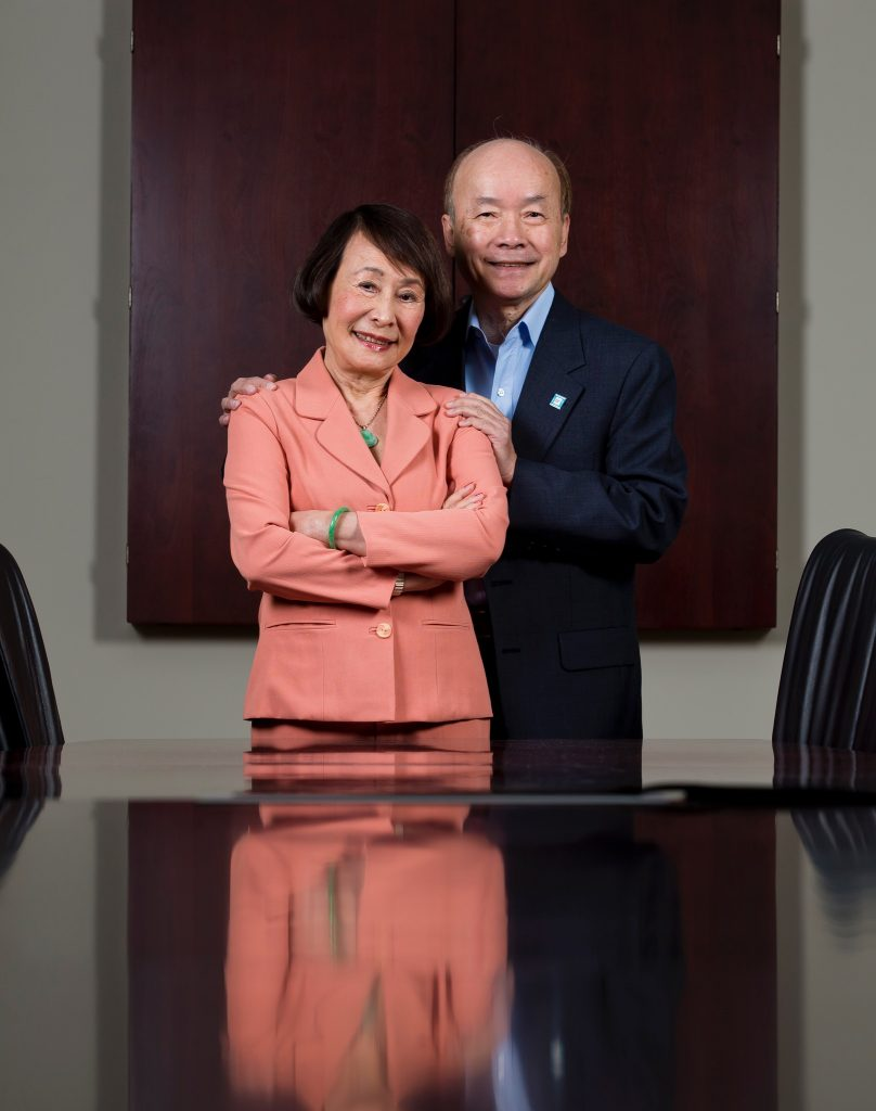 Dr. Long Nguyen and Kimmy Duong