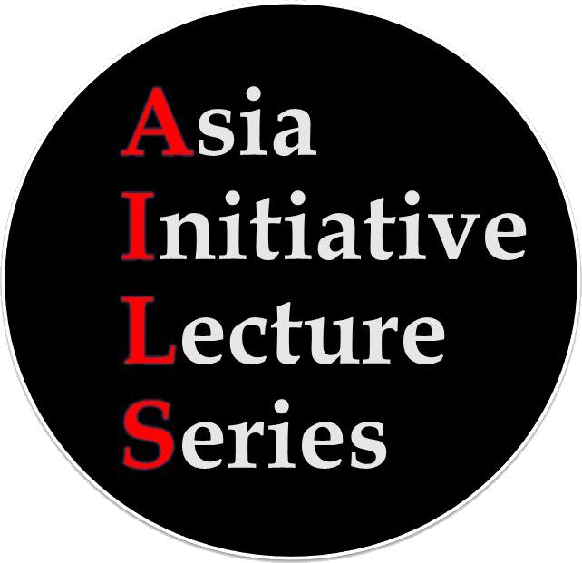 Asia Initiative Lecture Series