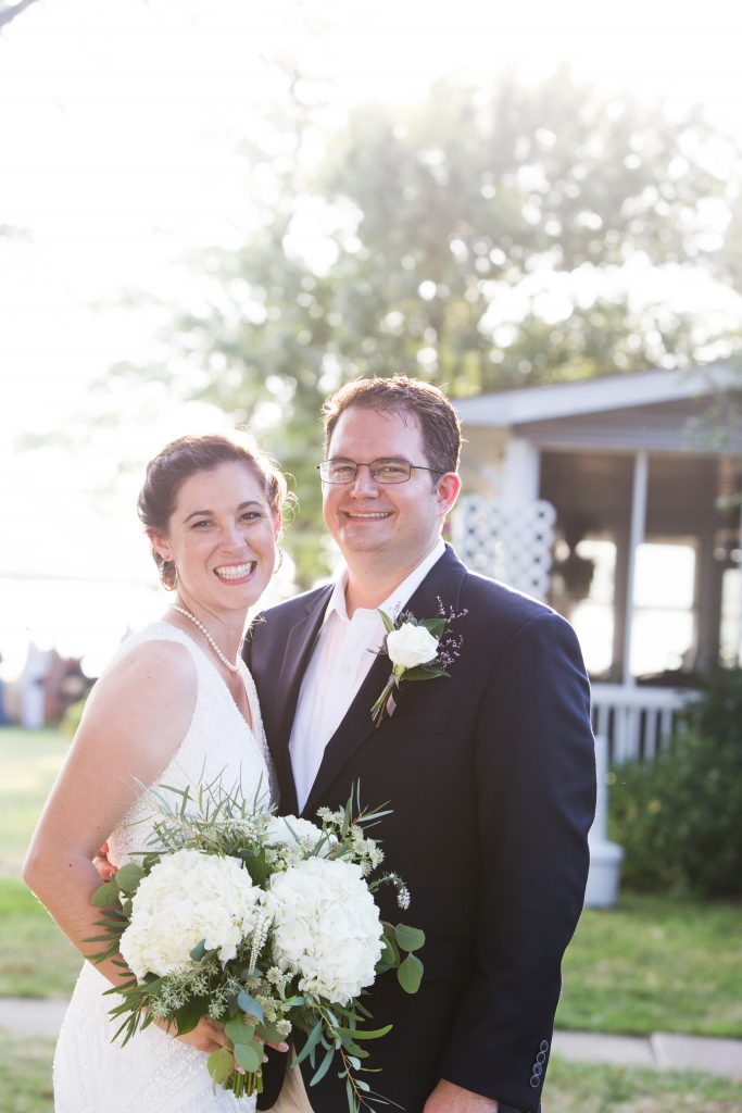 Schuyler and Liz Merritt