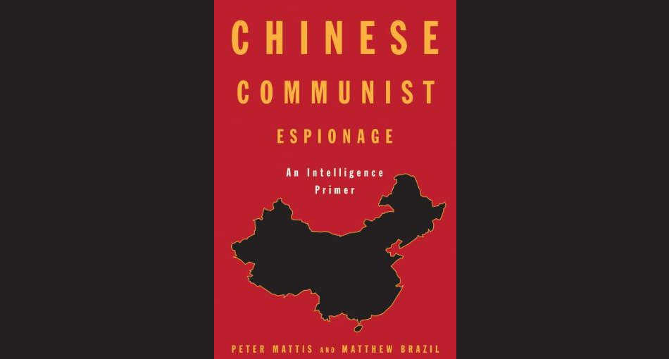 Book Chinese Communist Espionage