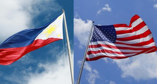 Philippines-U.S FLAGS