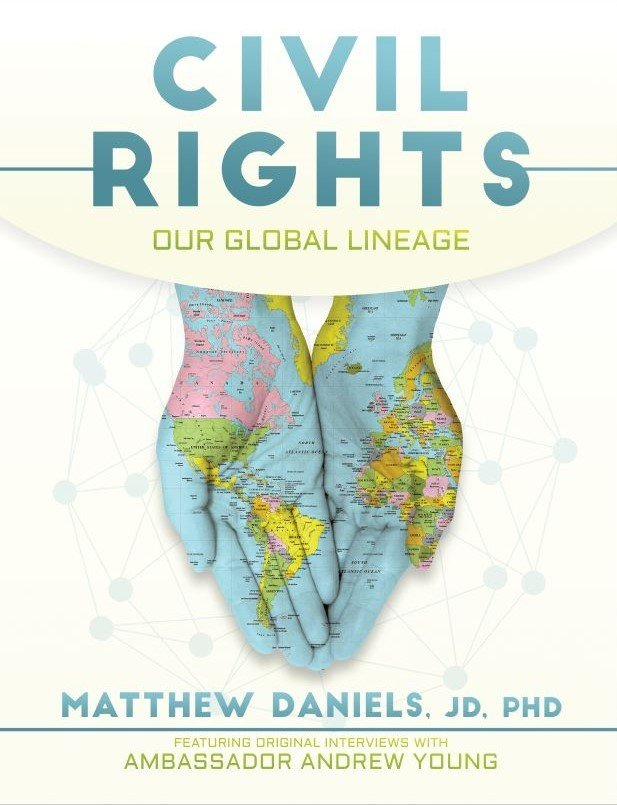 Civil Rights - Our Global Lineage -- Cover of the MLK curriculum