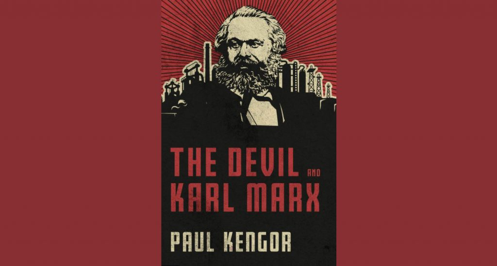 the devil and karl marx book cover