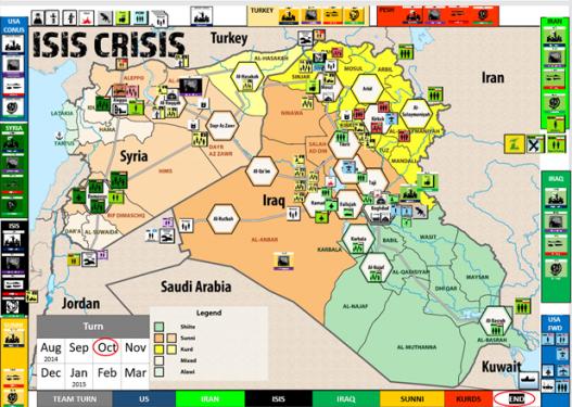 ISIS Crisis Wargame