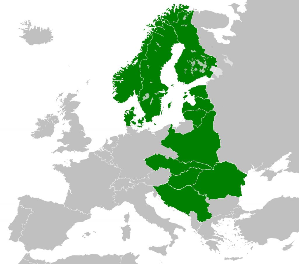Piłsudski's revised plan for the Intermarium