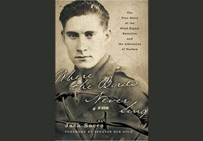 Where the Birds Never Sing, The True Story of the Liberation of Dachau